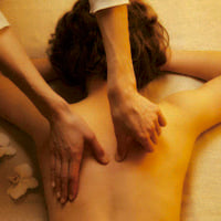 Klassische Massage bei Verspannungen
